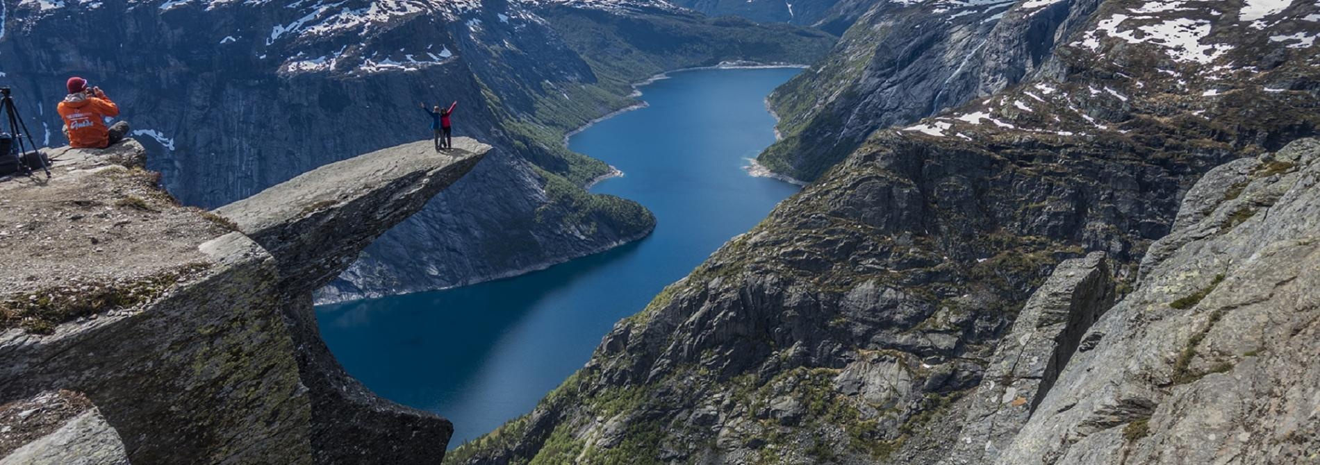 Trolltunga with Guide